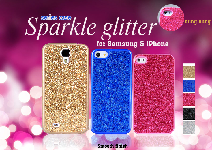 glitter case - all models
