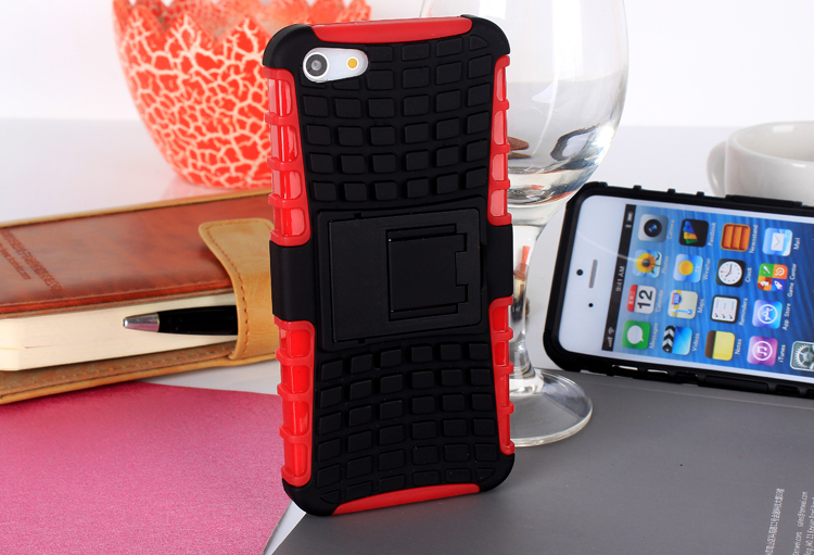 rugged kickstand case for iPhone5 (4)