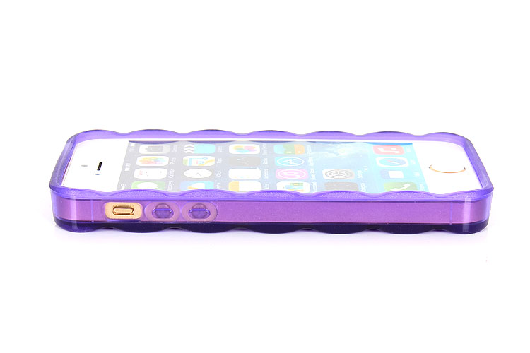 TPU bread case for iphone 5