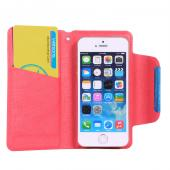 Wallet Flip Design PU Leather Universal stand Case For JIAYU G2 JY-G2 mtk6577/MTK6575 and whole Mobi